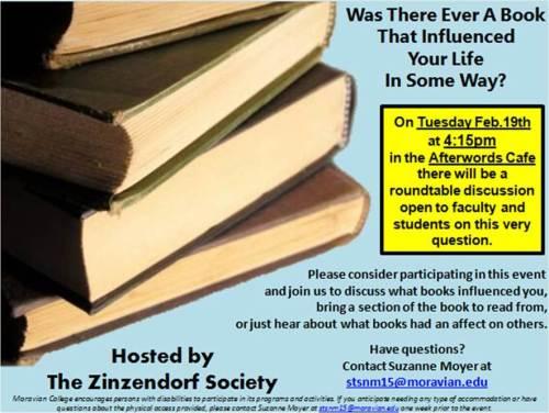 The Zinzendorf Society